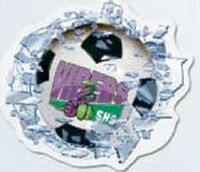 """773709550-183 - WindowCrashers - Soccer Clear Poly Decals (11 1/2""""x12 3/4"""") - thumbnail"""