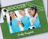 984035534-183 - Sports Soccer Small Photoframeables Photo Frame Decal - thumbnail