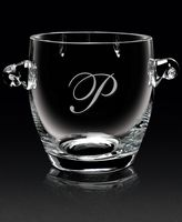 "154250357-182 - European Crystal Coronet Ice Bucket (11""x7 7/8""x7 1/2"") - thumbnail"