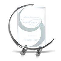 76840456-182 - Large C Note Stainless Award - thumbnail
