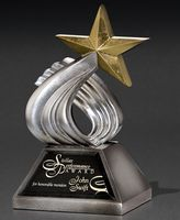 "99841170-182 - Stellar Cast Resin Award (6 1/2""x10""x4 3/4"") - thumbnail"