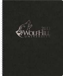 """153318966-197 - TheDirector™ Monthly Planner w/Leatherette Wraparound (8.5""""x11"""") - thumbnail"""