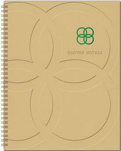 """313318984-197 - TheDirector™ HardCover Monthly Planner (8.5""""x11"""") - thumbnail"""