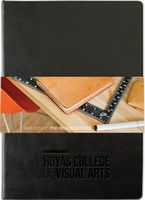 """575003382-197 - Large Bohemian™ Journal w/Full Color GraphicWrap (7""""x10"""") - thumbnail"""