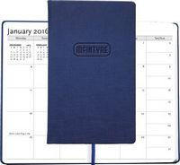 "704921829-197 - Medium Casebound Hybrids™ Bohemian™ Textured Journal w/Planner (5""x8.5"") - thumbnail"