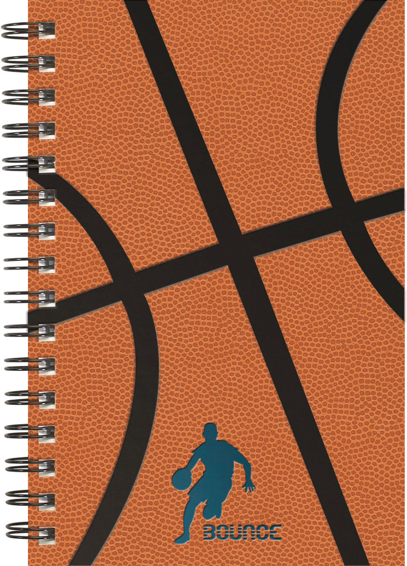 "754551915-197 - Sports Books - Seminar Pad (5.5""x8.5"") - thumbnail"