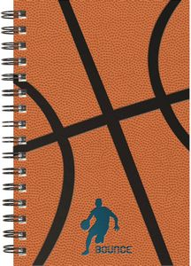 "754551915-197 - SportsBooks SeminarPad Notebook (5.5""x8.5"") - thumbnail"