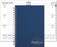 """795060750-197 - Small Wired WeeklyPlanners™ (4""""x6"""") - thumbnail"""