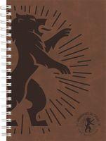 "965566931-197 - PremiumLeather Journal Medium NoteBook (7""x10"") - thumbnail"