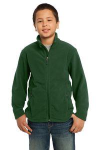 343544015-120 - Port Authority® Youth Value Fleece Jacket - thumbnail