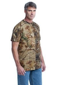 353921077-120 - Russell Outdoors™ Men's RealTree® Explorer 100% Cotton T-Shirt w/Pocket - thumbnail