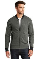 375491469-120 - New Era® Men's French Terry Baseball Full-Zip Jacket - thumbnail