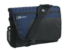 393705935-120 - OGIO® Vault Messenger Bag - thumbnail