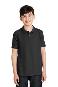 502084288-120 - Port Authority® Youth Silk Touch™ Polo Shirt - thumbnail