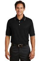 522779204-120 - Nike Golf Dri-Fit Classic Tipped Polo Shirt - thumbnail
