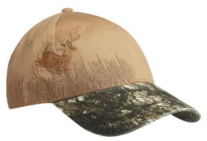 544088825-120 - Port Authority® Embroidered Camouflage Cap - thumbnail