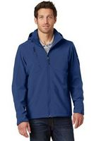 584885954-120 - Eddie Bauer® Men's Hooded Soft Shell Parka Jacket - thumbnail