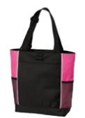 772489989-120 - Port Authority® Panel Tote Bag - thumbnail