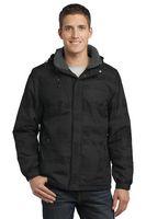 904168333-120 - Port Authority® Brushstroke Print Insulated Jacket - thumbnail