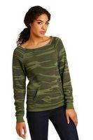905074787-120 - Alternative® Women's Maniac Eco™-Fleece Sweatshirt - thumbnail