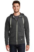 955491324-120 - New Era® Men's Sueded Cotton Full-Zip Hoodie - thumbnail