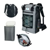 145456509-184 - iCOOL Xtreme Waterproof Cooler Backpack - thumbnail