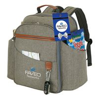 155775453-184 - Carlsbad Picnic Set & Cooler Backpack & Hangtag - thumbnail