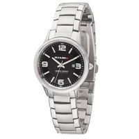 315301354-184 - Jorg Gray Signature Women's Silver Bracelet Watch - thumbnail