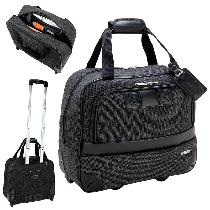 354474195-184 - Bettoni Rolling Executive Travel Case - thumbnail