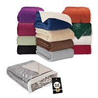 355775456-184 - Brookline Micro Mink Sherpa Blanket & Hangtag - thumbnail