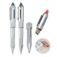 375815388-184 - USB Pen Bettoni 64MB USB Pen w/ Light - thumbnail