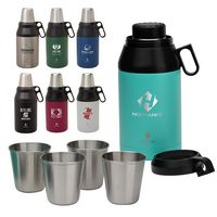 555623187-184 - Manna 64 oz. Stack Growler - thumbnail