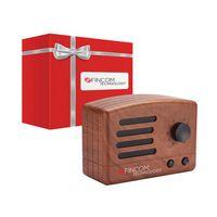 565775424-184 - Vintage Retro Bluetooth Speaker & Packaging - thumbnail