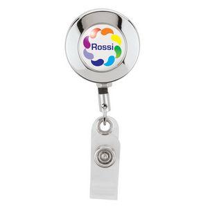 571301579-184 - Dalila Round Badge Holder - thumbnail