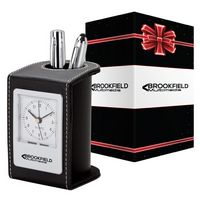 745775383-184 - Alba Desk Clock & Pen Cup & Packaging - thumbnail