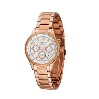 775278412-184 - Watch Creations Women's Chronograph Watch w/Rose Gold Finish & Date Display - thumbnail
