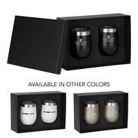 786229278-184 - Brisbane II Two-Piece Classic Wine Tumbler Gift Set - thumbnail