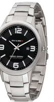 915301353-184 - Jorg Gray Signature Men's Silver Bracelet Watch - thumbnail