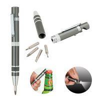 935813520-184 - Jadestone Pocket Screwdriver Set with LED & Bottle Opener - thumbnail