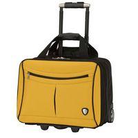 995815228-184 -  Yellow and Black Lamborghini Trolley Case - thumbnail