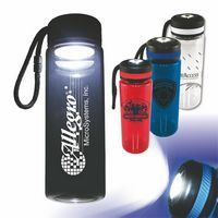 196023427-819 - 25 oz. Tritan™ Bottle with Flashlight Cap - thumbnail