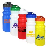 325897919-819 - 20 Oz. Cycle Bottle with Flip Top Cap - thumbnail