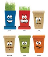 384030283-819 - 1 Pack Expression Planter w/Seeds (Full Color Digital) - thumbnail