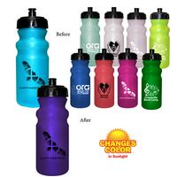 513699142-819 - 20 Oz. Sun Fun Cycle Bottle (Spot Color) - thumbnail
