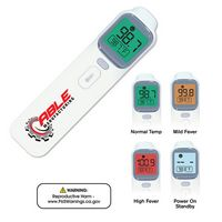 726334995-819 - No-Contact Infrared Thermometer, Full Color Digital - thumbnail