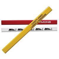 731325951-819 - Enamel Finish Carpenter Pencil w/ Hard Lead - thumbnail