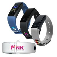 946232864-819 - Activity Tracker Wristband 2.0, Full Color Digital - thumbnail