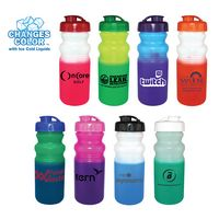 955897923-819 - 20 Oz. Mood Cycle Bottle (Spot Color) - thumbnail