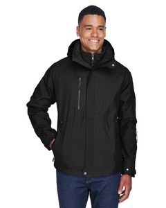 144579360-132 - NORTH END Men's Caprice 3-in-1 Jacket with Soft Shell Liner - thumbnail