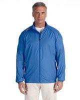 585109189-132 - Adidas Men's 3-Stripes Full-Zip Jacket - thumbnail